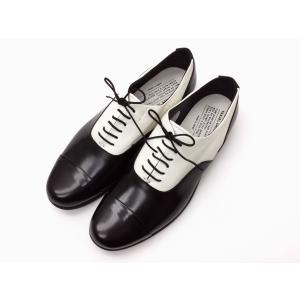 トラベルシューズバイショセ TR-001 BLG/WHC 黒白コンビ 靴 レディース|creation-shoes