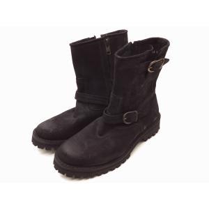 CEBO セボ エンジニアブーツ 26175A(BLACK) UNISEX creation-shoes
