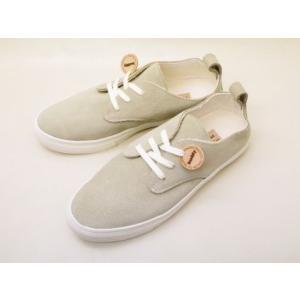 buddy バディ スニーカー Corgi Low (GRAY) メンズ レディース|creation-shoes