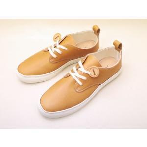 buddy バディ スニーカー Corgi Low BFF (ヌメ革) メンズ レディース|creation-shoes