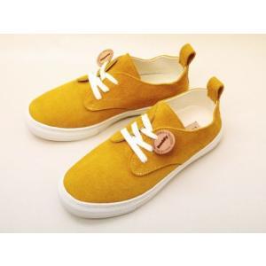 buddy バディ スニーカー Corgi Low (MUSTARD) メンズ レディース|creation-shoes