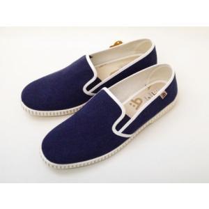 berevere ベレヴェレ スリッポン FV4189(MARINO/ネイビー) Men's|creation-shoes