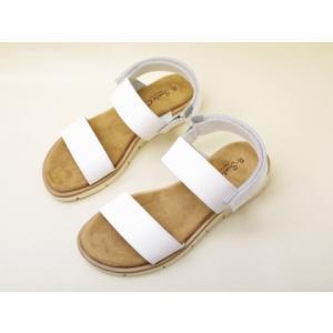 """SONIA C ソニア・シー バックベルトサンダル """"TERRY139""""(WHITE) レディース creation-shoes"""