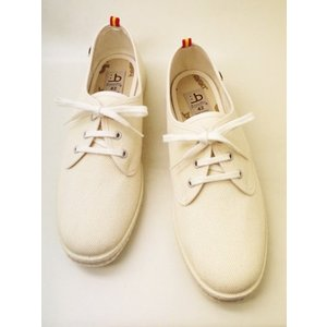 berevere ベレヴェレ レースアップシューズ FV5099(CRUDO/生成り色) MEN'S|creation-shoes