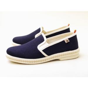 berevere ベレヴェレ スリッポン FV5626(MARINO/ネイビー) Ladies'|creation-shoes
