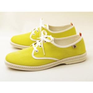 berevere ベレヴェレ レースアップシューズ FV5099(グリーンイエロー) MEN'S|creation-shoes