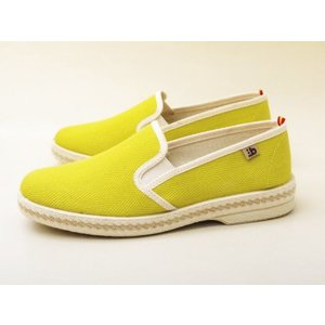 berevere ベレヴェレ スリッポン FV5626(グリーンイエロー) Ladies'|creation-shoes