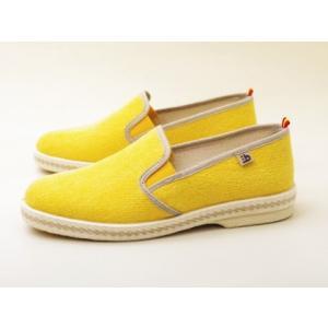 berevere ベレヴェレ スリッポン FV5629(イエロー) Ladies'|creation-shoes