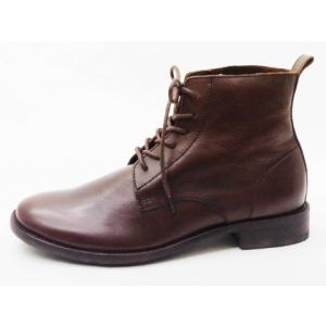 BICASH ビカーシ レースアップブーツ No.054(DARK BROWN) MEN'S ショートブーツ|creation-shoes