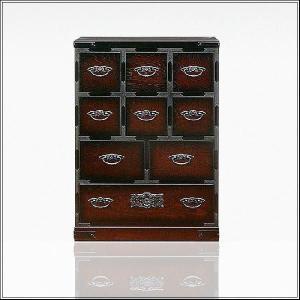 民芸家具 民芸調家具 幅70cm 和装収納 国産品|creation-style