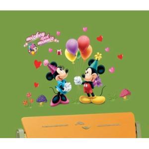 ウォールステッカー 子供部屋 ミッキー ミニー  壁シール ウォールシール 窓シール インテリアシール はがせる かわいい 誕生日 動物 ディズニー キャラクター creative-style 04