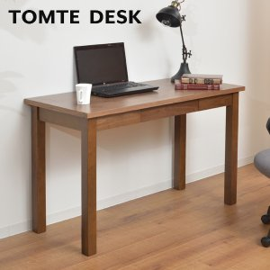 シンプルデザインでおしゃれな部屋に   ■サイズ:W120×D53×H72 ■材質:天然木(ラバーウ...