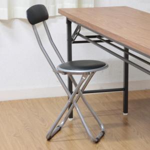 パイプイス 丸椅子 チェアー チェア 丸型 88625