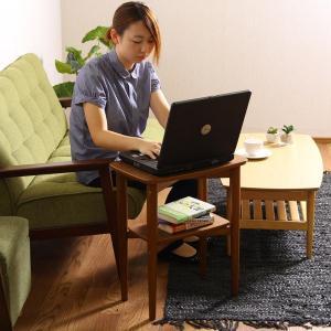 【代引き不可】 不二貿易 (FUJIBOEKI) サイドテーブル ノルン スクエア 6806-5SF-4530 MBR 96476|creativelife|02