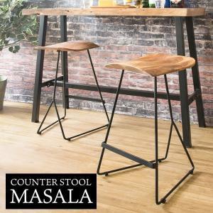 ■商品名 カウンタースツール MASALA(マサラ) ■商品品番 KNC-L611 ■サイズ 幅39...