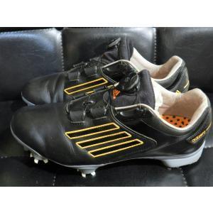 アディダス 天然皮革 ゴルフシューズ adizero ltd BOA 25cm メンズ アディゼロ ltd ボア adidas|creep-shopping