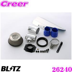 BLITZ ブリッツ No.26240 マツダ ロードスター(ND5RC)用 サスパワー コアタイプエアクリーナー SUS POWER AIR CLEANER creer-net