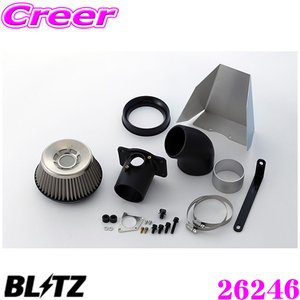 BLITZ ブリッツ No.26246 マツダ ロードスターRF(NDERC)用 サスパワー コアタイプエアクリーナー SUS POWER AIR CLEANER creer-net