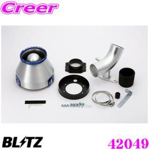 BLITZ ブリッツ No.42049 ADVANCE POWER AIR CLEANER トヨタ カルディナ(ST246W)用 アドバンスパワー コアタイプエアクリーナー