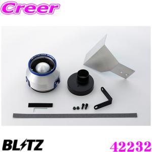 BLITZ No.42232 ADVANCE POWER AIR CLEANER ホンダ S660(JW5)用 アドバンスパワー コアタイプエアクリーナー