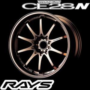 RAYS レイズ VOLK RACING CE28N 10SPOKE DESIGN ボルクレーシング CE28N 10スポークデザイン 18インチ 8.5J PCD:114.3|creer-net