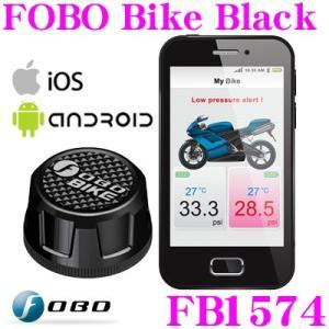 ブルーネクストジャパン FOBO FB1574 FOBO Bike Black (フォボバイク ブラック) バイク用タイヤ空気圧 監視システム creer-net