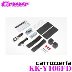 カロッツェリア KK-Y106FD フリップダウンモニター用取付キット|creer-net