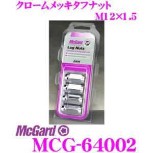 日本正規品 マックガード タフナット MCG-64002 M12×1.5 4個セット|creer-net