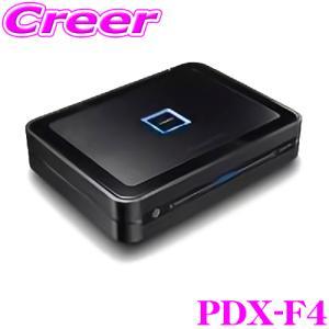 アルパイン PDX-F4 100W×4chデジタルパワーアンプ|creer-net