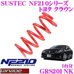 TANABE タナベ GRS201NK SUSTEC NF210 ダウンサス|creer-net