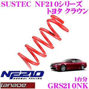 TANABE タナベ GRS210NK SUSTEC NF210 ダウンサス|creer-net