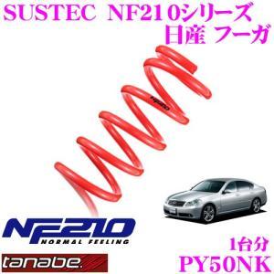 TANABE タナベ PY50NK SUSTEC NF210 ダウンサス|creer-net