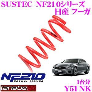TANABE タナベ Y51NK SUSTEC NF210 ダウンサス|creer-net