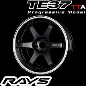 RAYS レイズ VOLK RACING TE37 TTA PROGRESSIVE MODEL ボルクレーシング TE37 TTA プログレッシブモデル 18インチ 8.0J PCD:112|creer-net