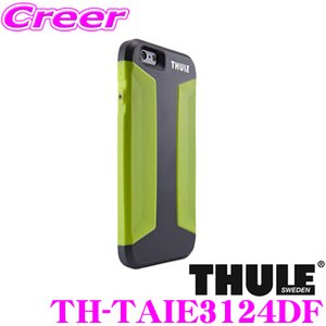 THULE TH-TAIE3124DF Atmos X3 iPhone 6/6s スーリー アトモス X3 ダークシャドー ライトグリーン|creer-net
