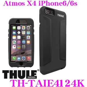 THULE TH-TAIE4124K Atmos X4 iPhone 6/6s スーリー アトモス X4 ブラック|creer-net