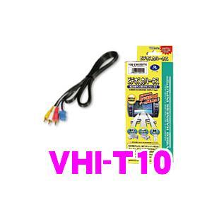 ・データシステムのビデオ入力ハーネス、VHIT10です。 ・純正ナビに、地デジチューナーやDVDプレ...
