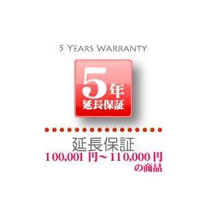 ワランティテクノロジー 5年延長保証販売金額100001円〜110000円までの商品|creer-net