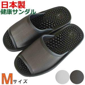 《日本製》レユール健康サンダルMサイズ(サイズ:〜約24.5cm)