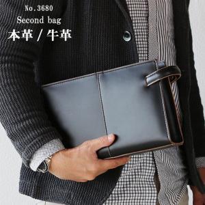 セカンドバッグ 牛革 本革 枯淡 -コタン- COMPLEX GARDENS  NO.3680  黒 クロ ブラック セカンドバッグ   あすつく|crescent