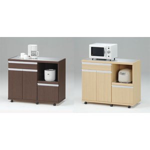 ステンレス仕様 キッチンカウンター36 送料無料キッチン収納 キッチン カウンター crescent