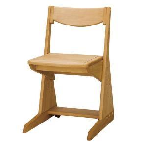 学習チェア ナチュラルのみ 日本製 子供椅子 自然風塗料 木の温もりと環境に優しい学習椅子 t003-m054-pof-chna|crescent
