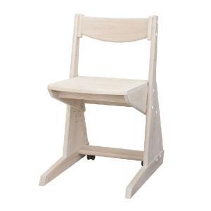 学習チェア ホワイトのみ 日本製 子供椅子 自然風塗料 木の温もりと環境に優しい学習椅子 t003-m054-pof-chwh crescent