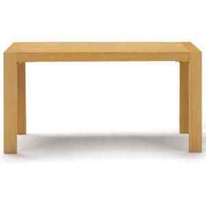 ダイニングテーブルのみ 伸縮式ダイニングテーブル ブラウン、ナチュラル 幅140cm/180cm mxt14840 GYHC t003-m056-zen-dt140ona|crescent