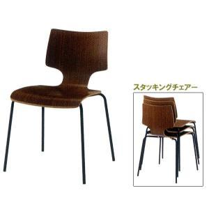 椅子 イス チェア スタッキングチェア 1脚のみ  cheh-te-dc180|crescent