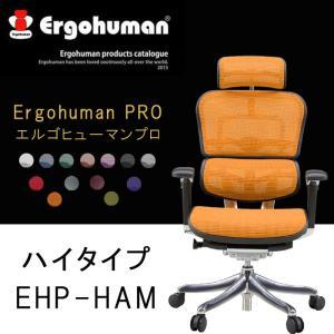 Ergohuman PRO エルゴヒューマンプロ ハイタイプ EHP-HAM|crescent