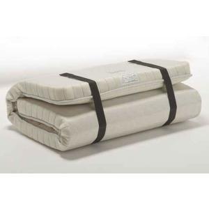 マットレス シングル フランスベッド 日本製フランスベッド軽量、折り畳みが出来て片付けに便利 低厚マルチラススプリングマットレス スモールシングル|crescent|03