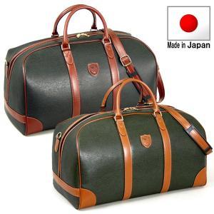 ボストンバッグ 48cmサイズ さらに特典付き 合皮ボンディング加工 日本製 豊岡の鞄 豊岡製  10360 ボストンバック 特選 さらに特典付き|crescent