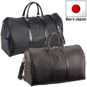 ボストンバッグ 旅行かばん 合皮 50cmサイズ 日本製 豊岡の鞄 豊岡製 10404 ボストンバッグ さらに特典付き 特選|crescent
