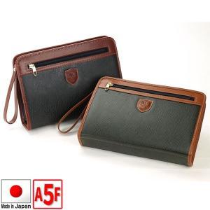 セカンドバッグ A5ファイル/29cmサイズ 合皮 日本製 豊岡の鞄 豊岡製 25364 さらに特典付き 特選|crescent